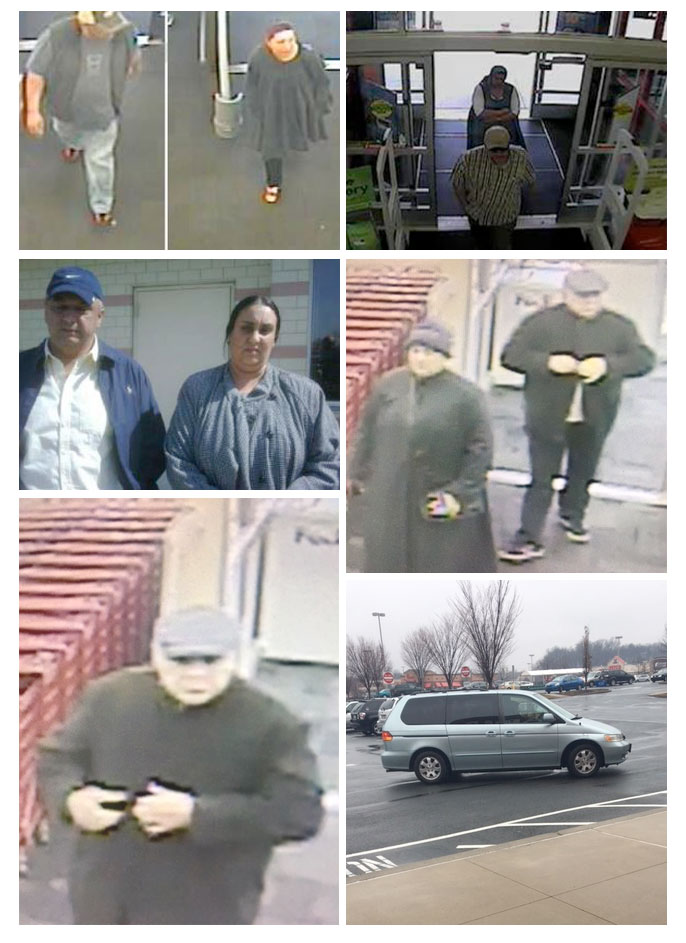 Crime Suspect