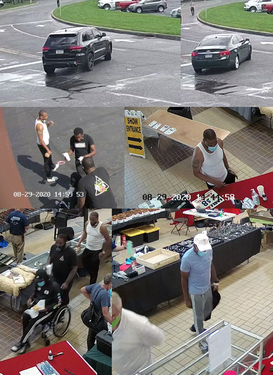 Crime of the Week - 9/7/2020
